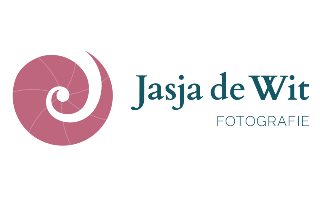 Het logo van Jasja de Wit Fotografie, wat betekent dat eigenlijk?