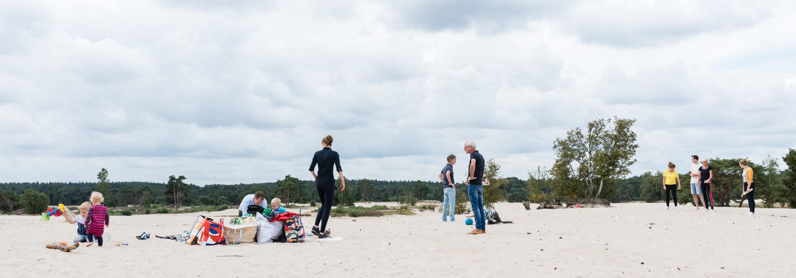 Familiedag met picknick Jasja de Wit Fotografie Herinneringsfotografie
